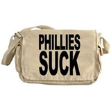 Phillies Suck Messenger Bag