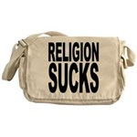 Religion Sucks Messenger Bag