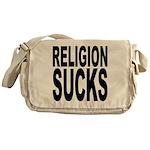 Religion Sucks Messenger Bag