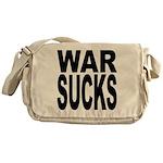 War Sucks Messenger Bag
