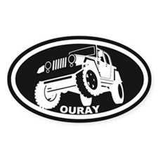 Ouray Colorado Decal