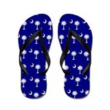 Cute South carolina Flip Flops