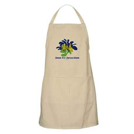 Jews For Jerusalem Apron