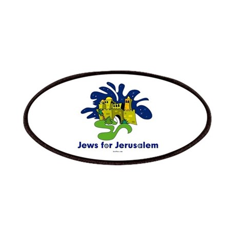 Jews For Jerusalem Patches
