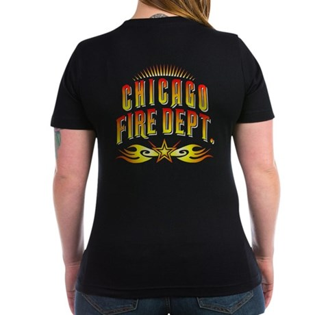 Chicago fire department gifts merchandise chicago fire for Custom fire t shirts