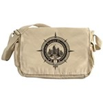 Assoc. Jewish Outdoorswomen Messenger Bag