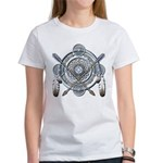 Winter Blue Dreamcatcher Women's T-Shirt