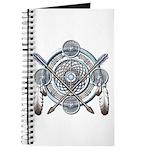 Winter Blue Dreamcatcher Journal