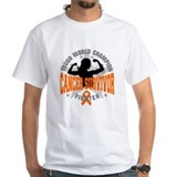Kidney Cancer Tough Survivor Shirt