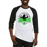 Kidney Cancer Tough Survivor Baseball Jersey