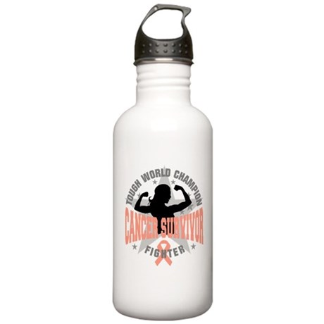 Endometrial Cancer ToughSurvivor Stainless Water B