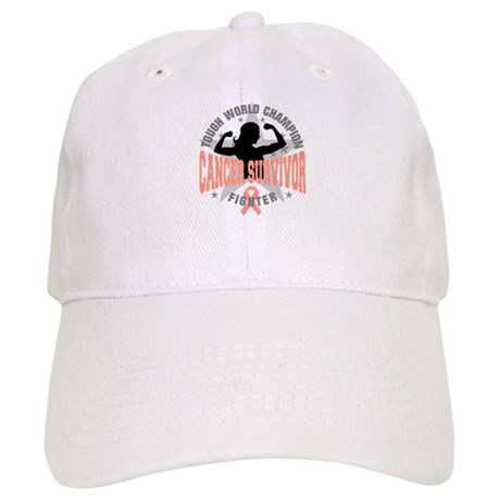 Endometrial Cancer ToughSurvivor Cap