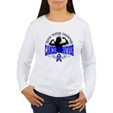 Colon Cancer Tough Survivor T-Shirt