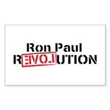 Ron Paul 2012 Decal