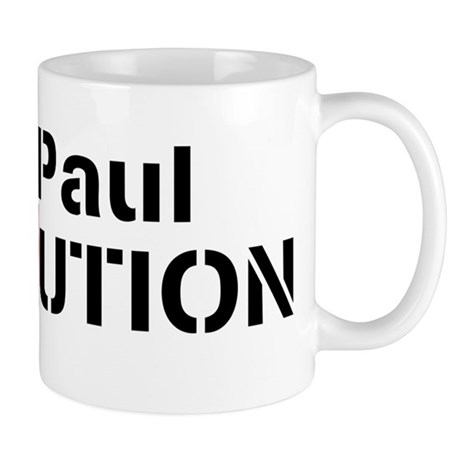 Ron Paul 2012 Mug