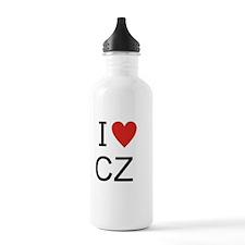 Unique Cz Water Bottle