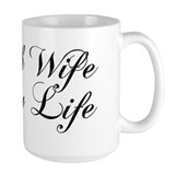 Polish Wife Happy Life Mug
