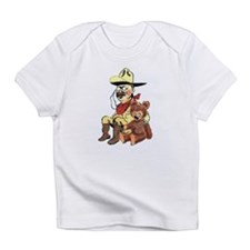 Theodore Roosevelt Infant T-Shirt