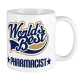 Pharmacist Gift (Worlds Best) Mug