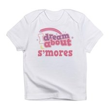 Unique Smores Infant T-Shirt