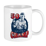 Boxing Champ 50th Birthday Small Mug