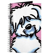 Coton de Tulear Funny Journal