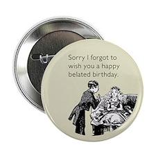 Happy Belated Birthday 2.25