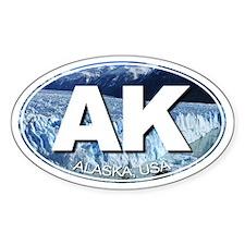 AK Alaska - Bumper Stickers