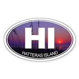 Hatteras Island - Decal
