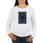 Eyes of the Night Women's Long Sleeve T-Shirt