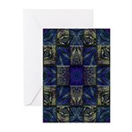 Eyes of the Night Greeting Cards (Pk of 20)