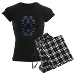 Eyes of the Night Women's Dark Pajamas