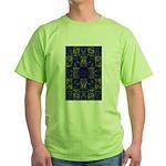 Eyes of the Night Green T-Shirt