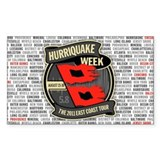Huriquake Week 2011 Decal