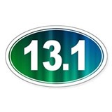 13.1 - Half Marathon - Decal