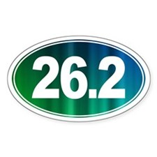 26.2 - Full Marathon - Decal