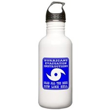 Hurricane Evacuation Water Bottle