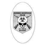 Zombie Response Team: St Louis Division Sticker (O