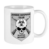Zombie Response Team: Seattle Division Coffee Mug