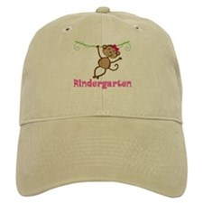 Cute Kindergarten Monkey Gift Baseball Cap