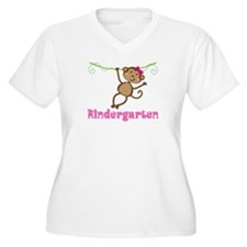 Cute Kindergarten Monkey Gift T-Shirt