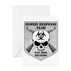 Zombie Response Team: San Jose Division Greeting C