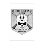 Zombie Response Team: San Francisco Division Mini