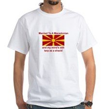 Married To Macedonian Shirt