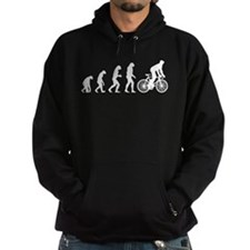 cycling evolution Hoodie