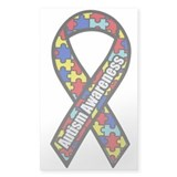 Autism Awareness Sticker (Rectangle)