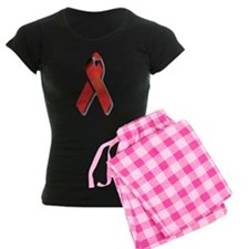 Red Ribbon Pajamas
