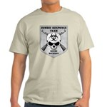 Zombie Response Team: Miami Division Light T-Shirt