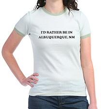 Rather be in Albuquerque T