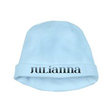 Julianna Carved Metal baby hat